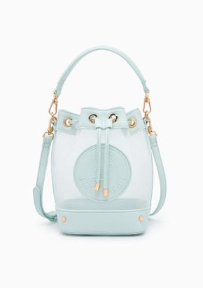 Belle Drawstring  Bag