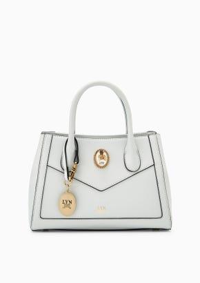 Cleo M Tote Bag
