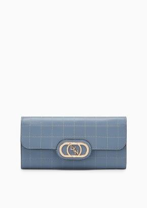 Jenna Flap Long Wallet
