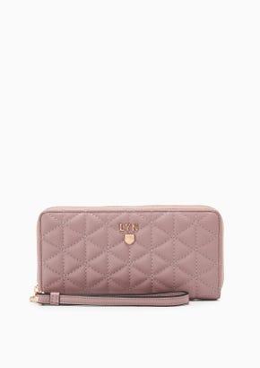 Tascany Zip Long Wallet