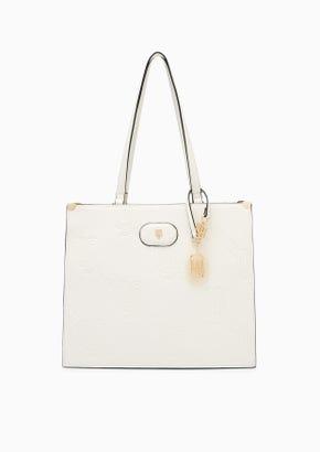 Lyn Infinite  Monogram 3 Tote L Tote Bag