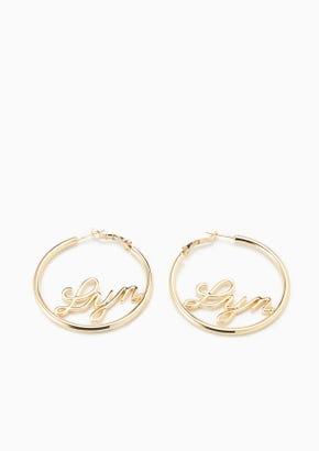 Natalia Earrings/Gold Jewelry
